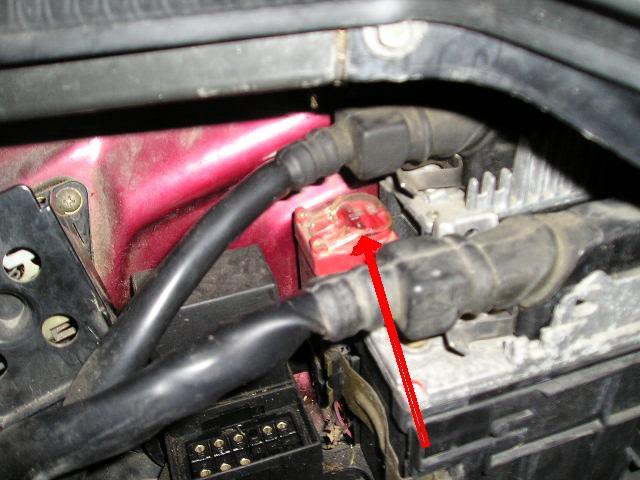 Relais pompe essence mercedes 190e